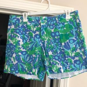 Lilly Pulitzer Shorts Size 12